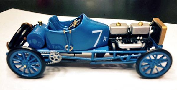 Us Grand Prix >> 1/43 Scale 1906 Gobron Brillie